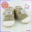 รองเท้าเด็กอ่อน ATTOON ขนาดพื้นเท้า 11 cm สำหรับเด็ก 6-12 เดือน สีน้ำตาล thumbnail 1
