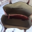 กระเป๋า MANGO 2016 Saffiano สีแดง แบบเรียบดีไซด์แบบเก๋!!มีเอกลักษณ์โดเด่น สะพายได้ ทั้ง 2 ด้าน thumbnail 3