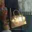 กระเป๋าถือ/สะพาย แบรนด์ Berke ทรง Office hand bag ผิวสัมผัสคล้ายหนังแท้ ลายหนังชัด สวยเวอร์ thumbnail 5