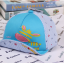 หมวกแก๊ป หมวกเด็กแบบมีปีกด้านหน้า ลายม้าลาย (มี 5 สี) thumbnail 8