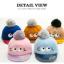 หมวกแก๊ป หมวกเด็กแบบมีปีกด้านหน้า ลาย COOL (มี 4 สี) thumbnail 17
