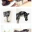 แก้วน้ำ 3D รูปสัตว์ Wild Animal Mugs thumbnail 16