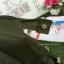 กระเป๋าเป้ Anello flap rucksack polyester canvas แบรนด์ดังรุ่นใหม่มาอีกแล้วว วัสดุผ้าแคนวาสเนื้อดี ยังคงเอกลักษณ์ความกว้างของปากกระเป๋าเพื่อการใช้งานที่ง่ายและสะดวก รุ่นนี้มีช่องเก็บสัมภาระมากมาย ทั้งภายในและภายนอก ด้านข้างใส่ขวดน้ำได้ ด้านหลังยังคงเป็นช่ thumbnail 7
