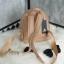 กระเป๋า KEEP Leather Chic Backpack Nude Pink ราคา 1,890 บาท Free Ems #ใบนี้หนังแท้100% thumbnail 5
