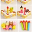 ของเล่นไม้ เซตตกแต่งหน้าเค้ก Wooden Decoration Cake Set by Mother Garden thumbnail 8