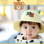 HT485••หมวกเด็ก•• / หมวกปีกกว้าง-DH (สีเหลือง) thumbnail 3
