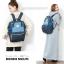 กระเป๋า Anello DENIM MULTI Rucksack (Classic / STD) กระเป๋าเป้แบรนด์ดังจากญี่ปุ่นสุดฮิตจนฉุดไม่อยู่ รุ่นนี้วัสดุ CANVAS DENIM Fabric เนื้อยีนส์หนานิ่มคุณภาพดีดีไซน์สวยเก๋ คงความโดดเด่นที่ดีไซน์ปากกระเป๋ามีโครงทำให้ตัวกระเป๋าเป็นทรงสวย เปิดได้กว thumbnail 8
