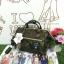 กระเป๋าเ ANELLO 2 WAY MINI BOSTON BAG ลายทหาร สะพายข้างลำตัว thumbnail 2