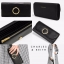 กระเป๋าเงิน ใบยาว Charles & Keith Long Wallet 2017 สีดำ ราคา 1,090 บาท Free Ems thumbnail 9