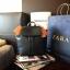 กระเป่า ZARA Detail Backpack กระเป๋าเป้รุ่นแนะนำวัสดุหนังเรียบสีดำอยู่ทรงสวยคุณภาพดี ดีไซน์เรียบหรูใช้ได้เรื่อยๆ thumbnail 10