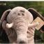 ตุ๊กตาหุ่นมือช้าง หัวใหญ่ ขนนุ่มนิ่ม สวมขยับปากได้ thumbnail 3