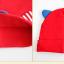 เซตหมวก+ผ้าซับน้ำลาย / ลายแมว (มี 5 สี) thumbnail 24