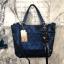 กระเป๋าสะพาย David Jones Metallic Deep Blue ราคา 1,690 บาท Free ems thumbnail 1