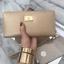 กระเป๋าสตางค์ KEEP Alice 2017 Collection Long Wallet With BrandBox Classy Glod thumbnail 4