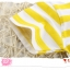 เสื้อยืดเด็กเล็ก ลายผึ้ง ริ้วเหลืองขาว มีกระดุมข้างคอ สำหรับเด็กวัย 1-4 ปี thumbnail 4