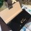 กระเป๋าสตางค์ CHARLES&KEITH Turn-Luck Wallet กระเป๋าสตางค์ใบยาวดีไซน์สวยเปิดปิดด้วยตัวลอคอะไหล่ทองปั้มโลโก้ CK thumbnail 17