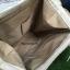 กระเป๋าเป้ Anello polyurethane Mini White thumbnail 3