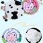 หนังสือผ้า 3 มิติ สัตว์โลกน่ารัก Jollybaby Farm&Jungle Animal 3D Book thumbnail 3