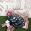 กระเป๋า Anello Cotton canvas collection อีกคอลเลคชั่นที่กำลังนิยมและฮิตฝุดๆในตอนนี้ สีสันลวดลายเป็นเอกลักษณ์เฉพาะ รุ่นนี้เป็นผ้าCottonผสมผลานCanvas สำเนา thumbnail 3
