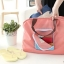 กระเป๋าช้อปปิ้งพับเก็บได้ ผ้าหนา สีสันสดใส ผลิตจากโพลีเอสเตอร์กันน้ำ คุ้มค่า (Street Shopper Bag) thumbnail 33