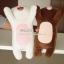 ตุ๊กตา หมีบราวน์และ โคนี่ ท่านอน thumbnail 5