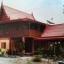 เรือนไทยไม้สัก ริมน้ำ บ้านบางสะแก บางตะเคียน สองพี่น้อง สุพรรณบุรี thumbnail 1