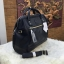 กระเป๋าเป้ ANELLO 2 WAY PU LEATHER BOSTON BAG (Regular)-----Pure Black thumbnail 4