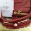 กระเป๋าเป้ ANELLO 2 WAY PU LEATHER BOSTON BAG (Regular)-----Red Wine thumbnail 7