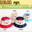 HT494••หมวกเด็ก•• / หมวกปีกกว้าง-ยิ้ม ยิ้ม (สีชมพู) thumbnail 7