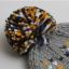 HT280••หมวกเด็ก•• / Flower [สีเทา] thumbnail 5