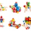 ของเล่นไม้ ชุดประกอบ เครื่องบิน รถ หุ่นยนต์ และอื่นๆ เสริมสร้างพัฒนาการ thumbnail 1