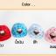 หมวกแก๊ป หมวกเด็กแบบมีปีกด้านหน้า ลายหมีสกรีนสามเหลี่ยม (มี 4 สี) thumbnail 18