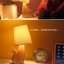 โคมไฟตั้งโต๊ะไม้รูปแมว thumbnail 2