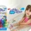 Bath time buddies สีเขียนผนังและร่างกายลบได้สำหรับเด็ก Bath Crayons thumbnail 3
