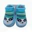 ถุงเท้ารองเท้า มีกันลื่น เนื้อผ้านุ่มนิ่ม ลายหมีแพนด้า สำหรับเด็กวัย 6-12m/12-18m thumbnail 1