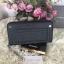 กระเป๋าสตางค์ใบยาว Charles & Keith Studded Front Pocket Wallet สีดำ ราคา 990 บาท Free Ems thumbnail 4