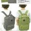 กระเป๋า Anello polyester square rucksack thumbnail 15