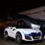 รถแบตเตอรี่เด็ก BMW I8 สีขาว 2 มอเตอร์เปิดประตูได้ มีรีโมท หรือบังคับเองได้ thumbnail 3