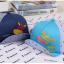 หมวกแก๊ป หมวกเด็กแบบมีปีกด้านหน้า ลายม้าลาย (มี 5 สี) thumbnail 4