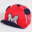 หมวกแก๊ป หมวกเด็กแบบมีปีกด้านหน้า ลาย M (มี 5 สี) thumbnail 11