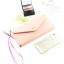กระเป๋าสตางค์ใส่โทรศัพท์ ใบยาว PrimPrai Smart Wallet thumbnail 5