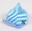 หมวกแก๊ป หมวกเด็กแบบมีปีกด้านหน้า ลายขวาง Twinkle (มี 5 สี) thumbnail 10