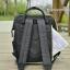 กระเป๋า ANELLO X PAGEBOY สีดำ Regular size สีใหม่ วัสดุ Polyester canvas สลับหนังกลับ ปากกระเป๋าเปิดปิดด้วยซิปคู่และม thumbnail 5