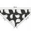 ผ้าซับน้ำลายสามเหลี่ยม ผ้ากันเปื้อนเด็ก [ผืนใหญ่] / Ghost thumbnail 3