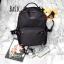 กระเป๋าเป้ไนล่อน แบรนด์ KEEP รุ่น Keep classic nylon backpack ขนาดเบสิกใส่ A4 ได้ค่ะ thumbnail 3