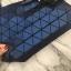 กระเป๋าสะพาย David Jones Metallic Deep Blue ราคา 1,690 บาท Free ems thumbnail 9