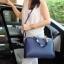 กระเป่า Berke Bowling Bag สีน้ำเงิน ราคา 1,490 บาท Free Ems thumbnail 2
