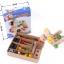 ของเล่นไม้ ชุดประกอบเครื่องบิน รถ และอื่นๆ เสริมสร้างพัฒนาการ กล่องเล็ก thumbnail 10