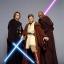 ชุดสตาร์วอร์ อนาคิน Anakin Skywalker เสื้อ+ชุดคลุม thumbnail 3