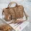 กระเป๋า Massimo Dutti nano leather Balenciaga Style ราคา 1,390 บาท Free Ems thumbnail 3